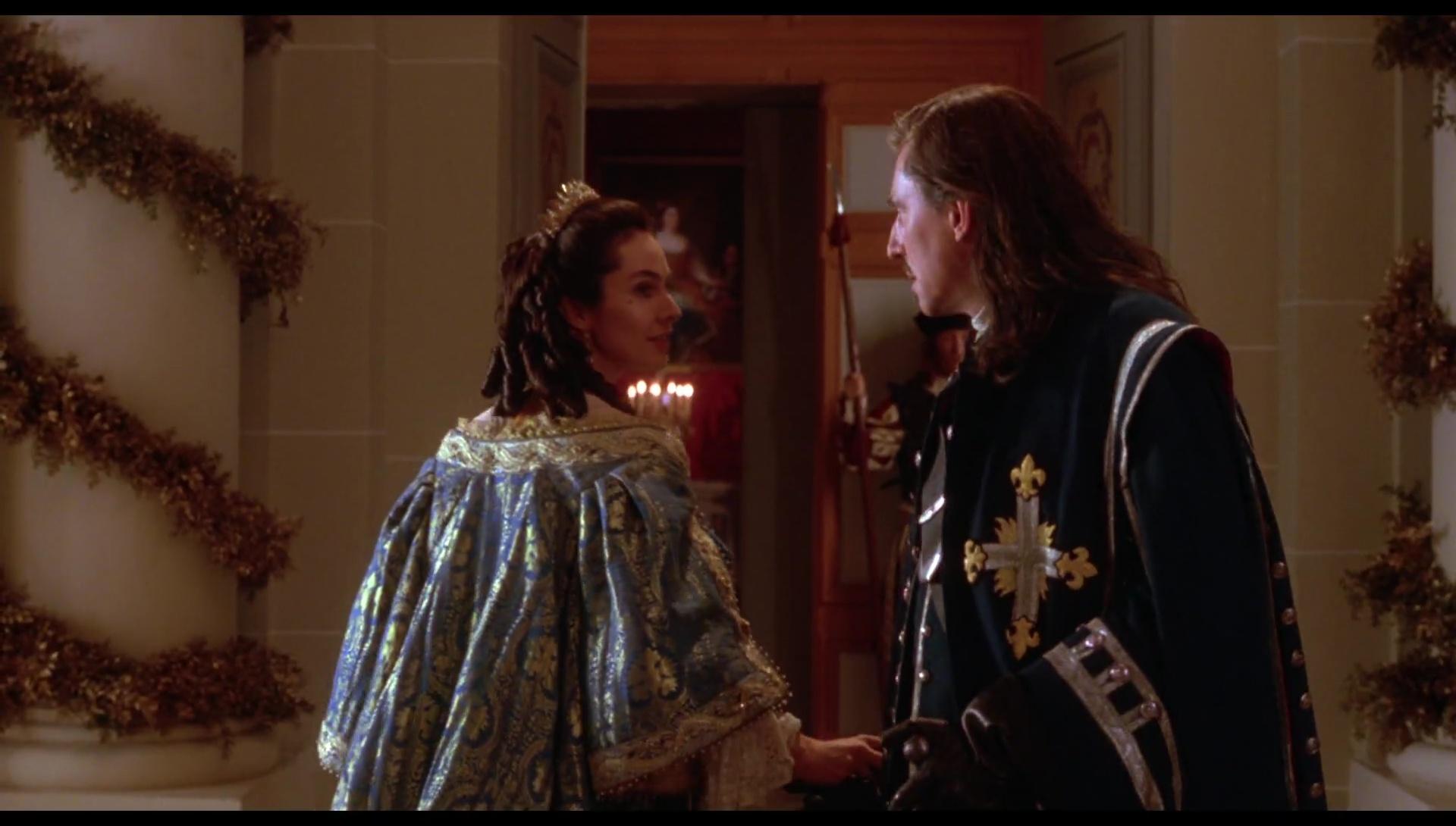 El Hombre De La Mascara De Hierro 1080p Lat-Cast-Ing 5.1 (1998)