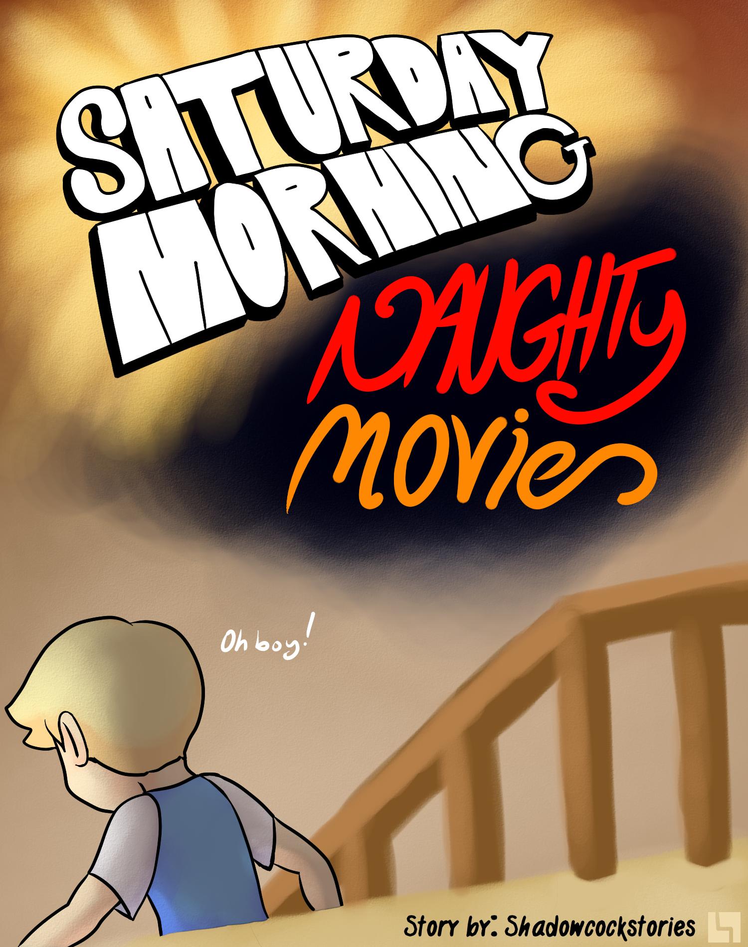 Saturday Morning Naughty Movie (Gays)-porncomix