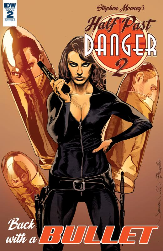 Half Past Danger 2 #1-5 - Dead to Reichs (2017-2018) Complete