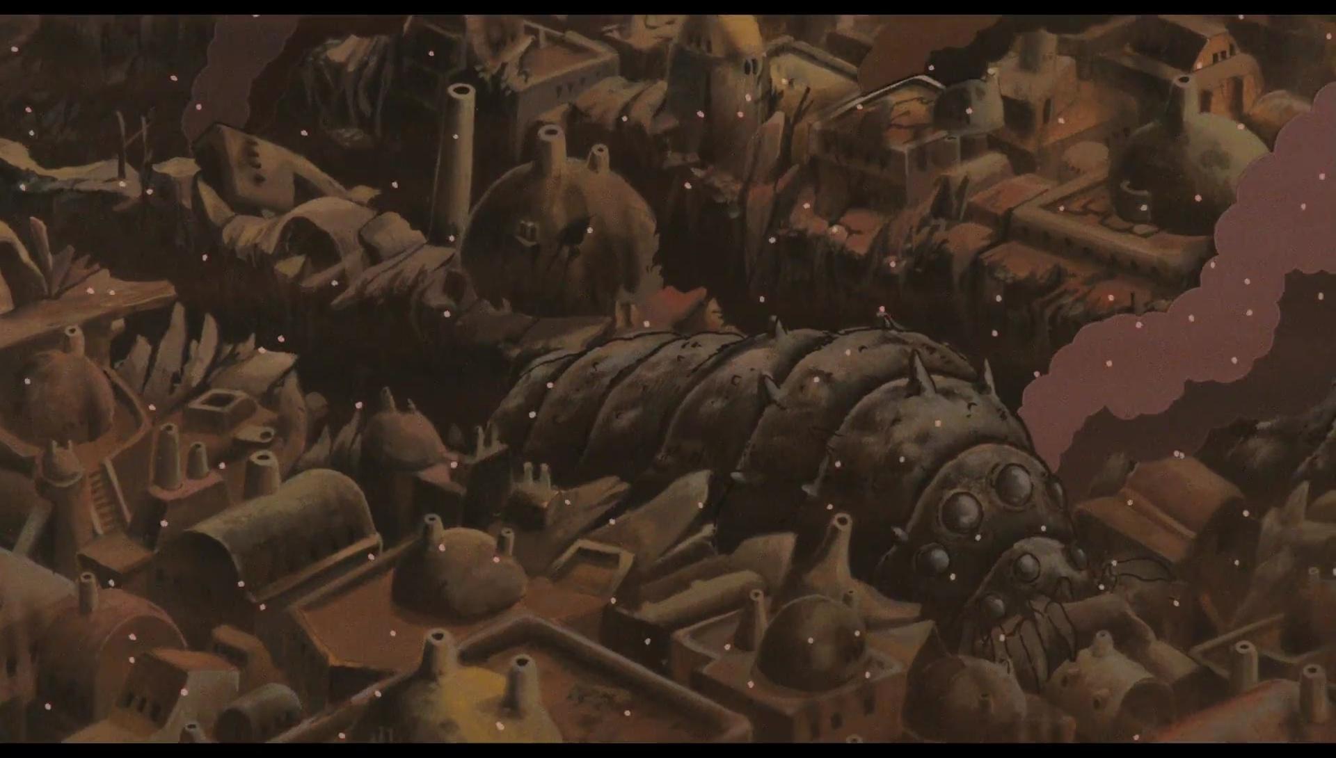 Nausicaa Guerreros Del Viento 1080p Lat-Cast-Ing 5.1 (1984)